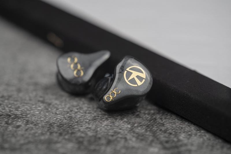 qdc Fusion 一圈四動鐵 混合單元入耳式耳機