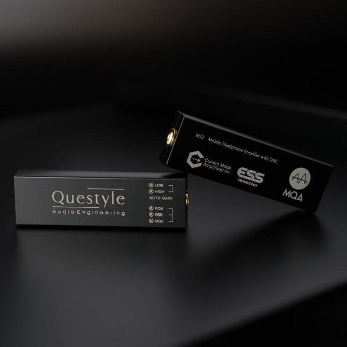 Questyle M12 USB便攜解碼耳擴