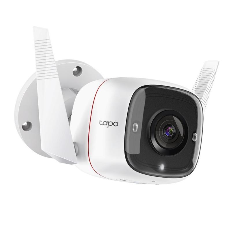 TP-Link Tapo C310 室外安全 Wi-Fi 攝影機 【香港行貨】