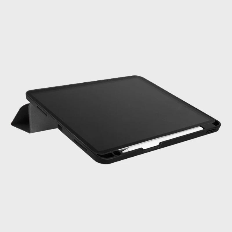 """Uniq Transforma Rigor Case for iPad Pro 12.9"""" (2021) - BLACK 【香港行貨】"""