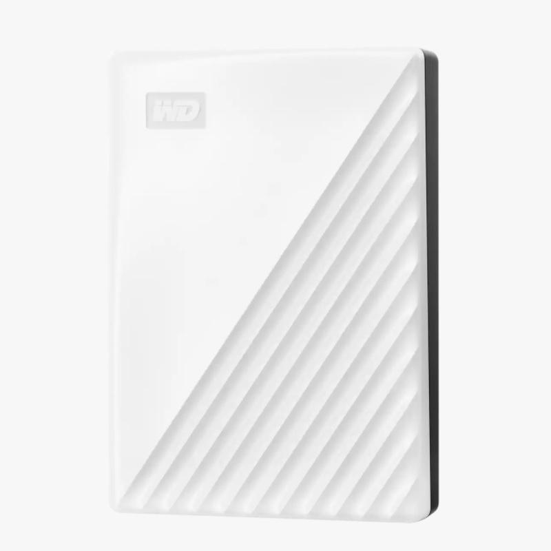 Western Digital My Passport 4TB USB3.0 HDD - White (WDBPKJ0040BWT) 【香港行貨】