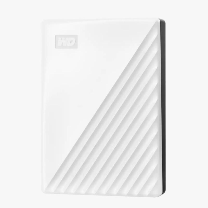 Western Digital My Passport 5TB USB3.0 HDD - White (WDBPKJ0050BWT) 【香港行貨】