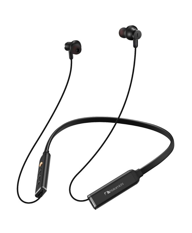 Nakamichi Live EW100NC 主動降噪掛頸式藍牙耳機
