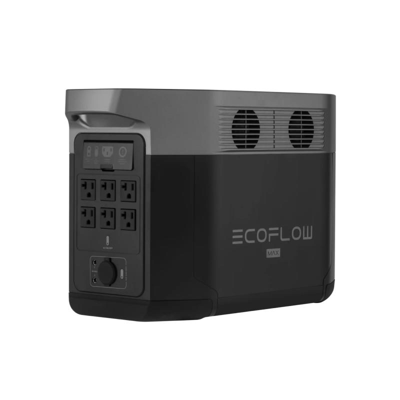 EcoFlow DELTA Max Power Station 流動電能站