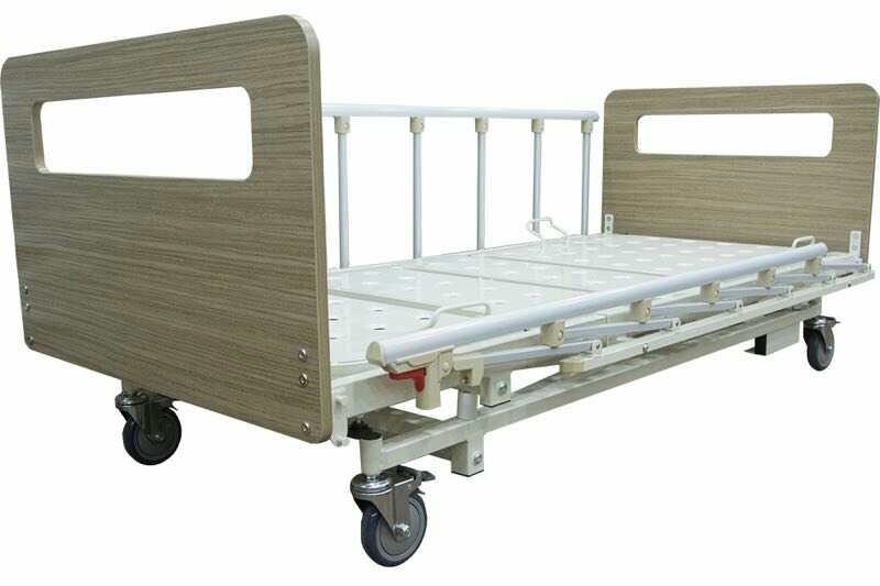 電動單人康復床,配海綿床褥,三功能操作,簡單易用
