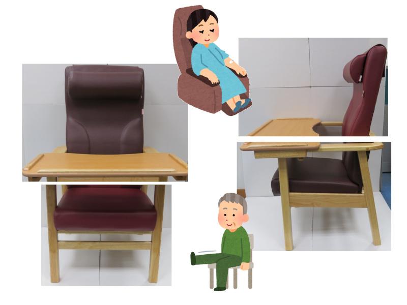 家居高背椅,連頭枕及餐檯板