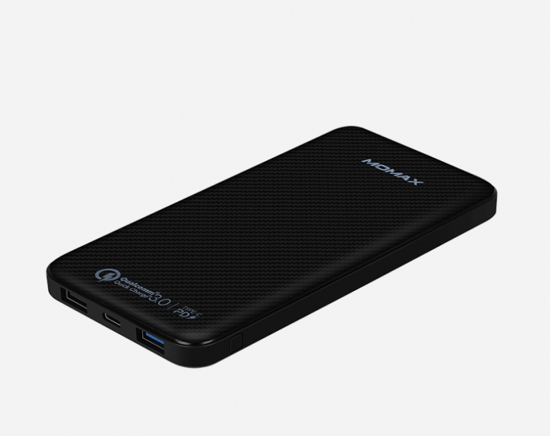 MOMAX IP65 iPower minimal PD 10000mAh