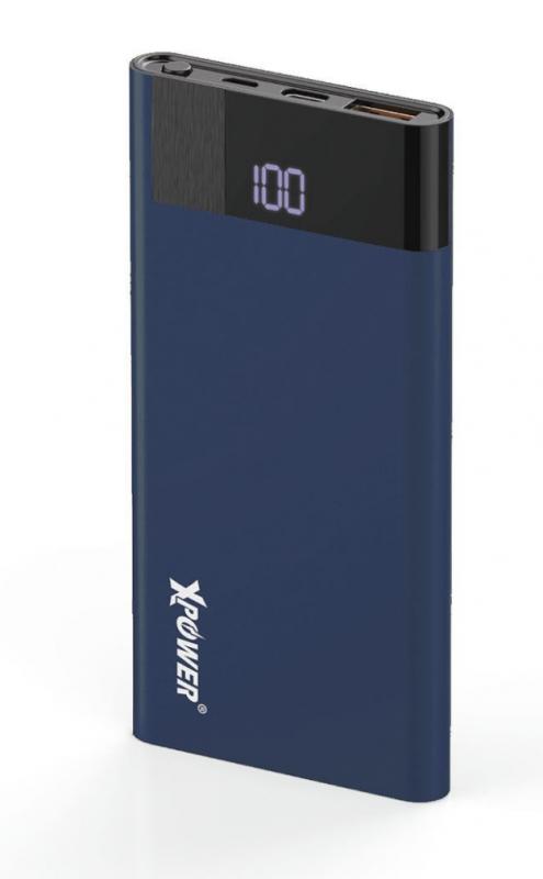XPower PB10S Type-C PD &QC 3.0 10,000mAh 超薄外置充電器