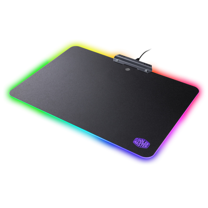 Cooler Master RGB Hard Gaming Mousepad