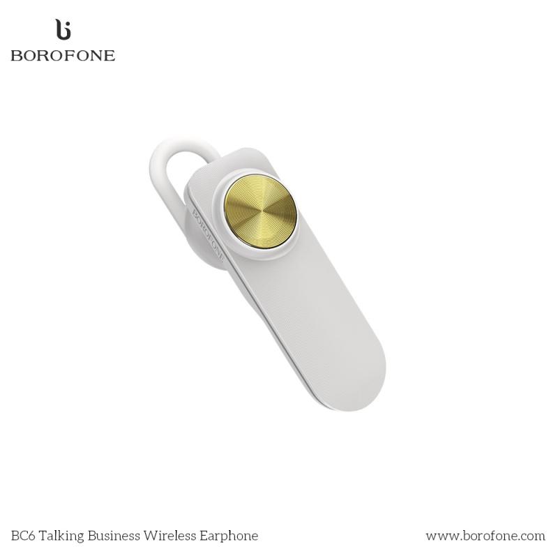 Borofone BC6 藍牙通話耳機 [2色]