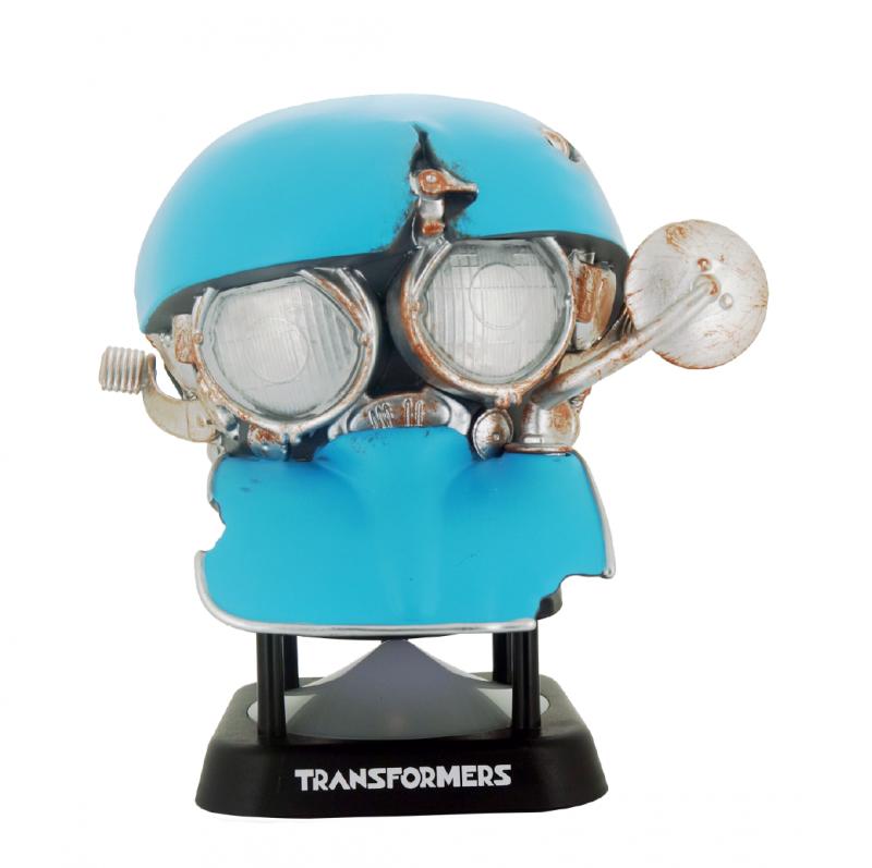 CAMINO Transformers Sqweeks 小靈通迷你藍牙喇叭
