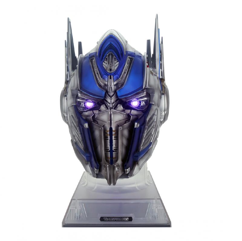 【預售產品】CAMINO Transformers Optimus Prime 柯博文-仿真人比例頭像藍牙喇叭