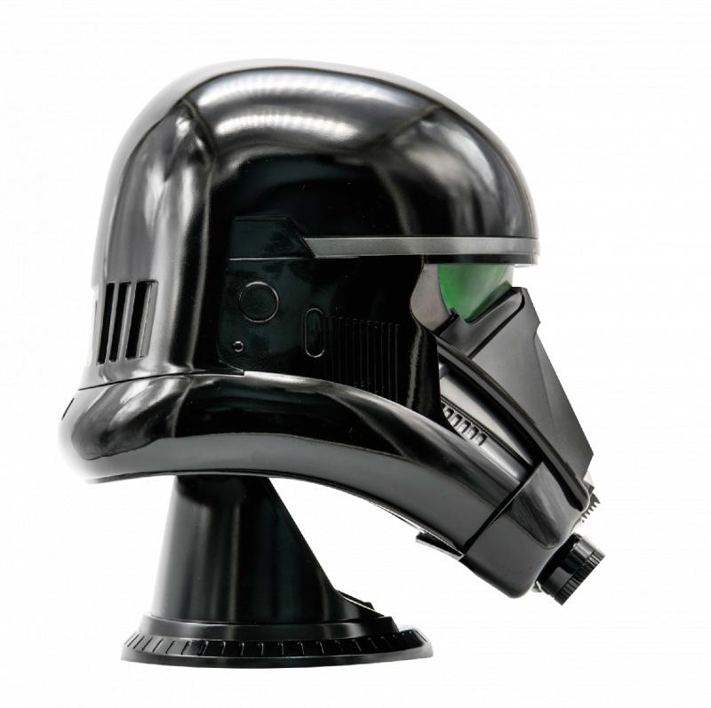 Star Wars死亡部隊頭盔 1:1藍牙喇叭