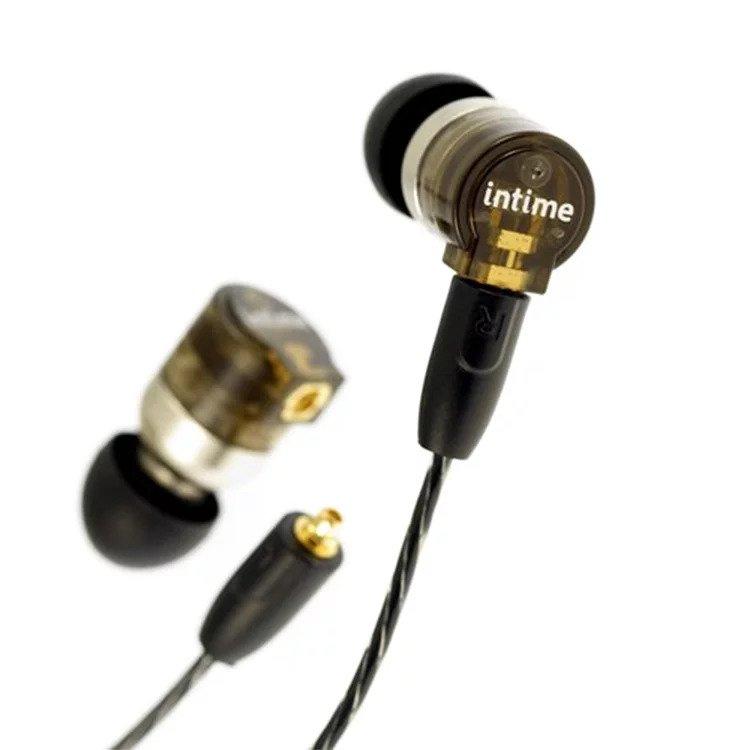 InTime 轟Go 日本製造入耳式耳機