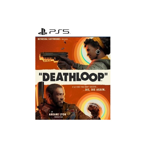 PS5 DEATHLOOP 死亡循環 [中英文合版]