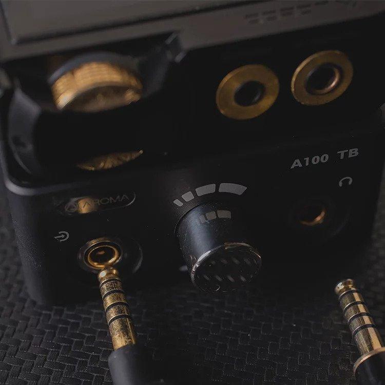 Aroma A100 TRUE BALANCE 便攜平衡耳擴