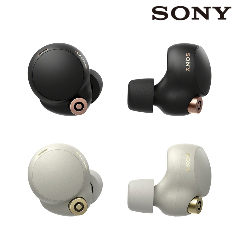 Sony WF-1000XM4 無線降噪耳機 【香港行貨】