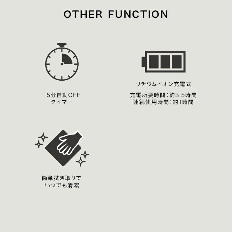 日本 Lourdes AX-FRL904 EMS 電脈衝動力滾筒 (按摩器 塑身 肌力訓練)