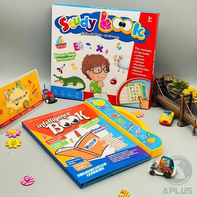 英語發聲書 ADHD SEN兒童訓練圖書