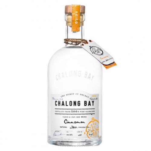 Chalong Bay 泰國肉桂冧酒 Cinnamon Rum 700ml