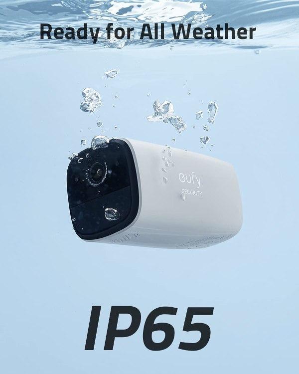 Anker eufy SoloCam E40 Outdoor Security Camera 多合一獨立安全攝像頭