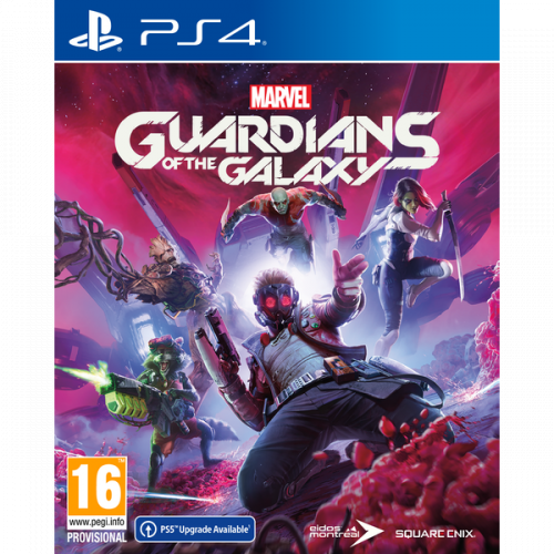 [預訂] PS4/PS5《漫威星際異攻隊》STANDARD EDITION (中文版)