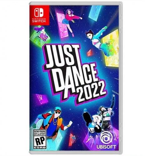 [預訂] Nintendo Switch Just Dance 2022