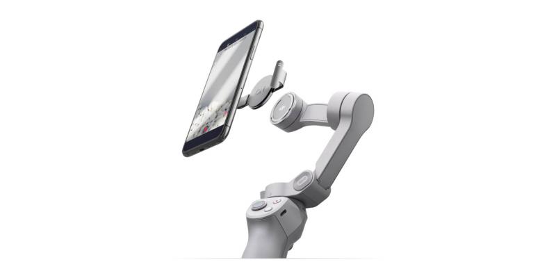 DJI OM4 SE 磁吸固定手機雲台