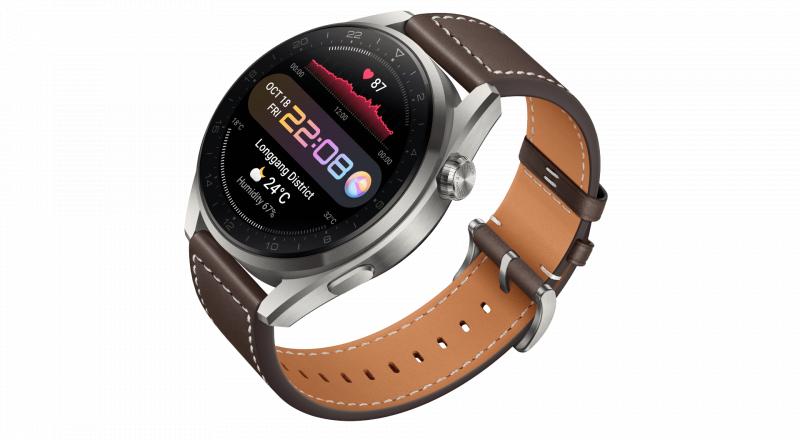 Huawei 華為 Watch 3 Pro 48mm 智能手錶