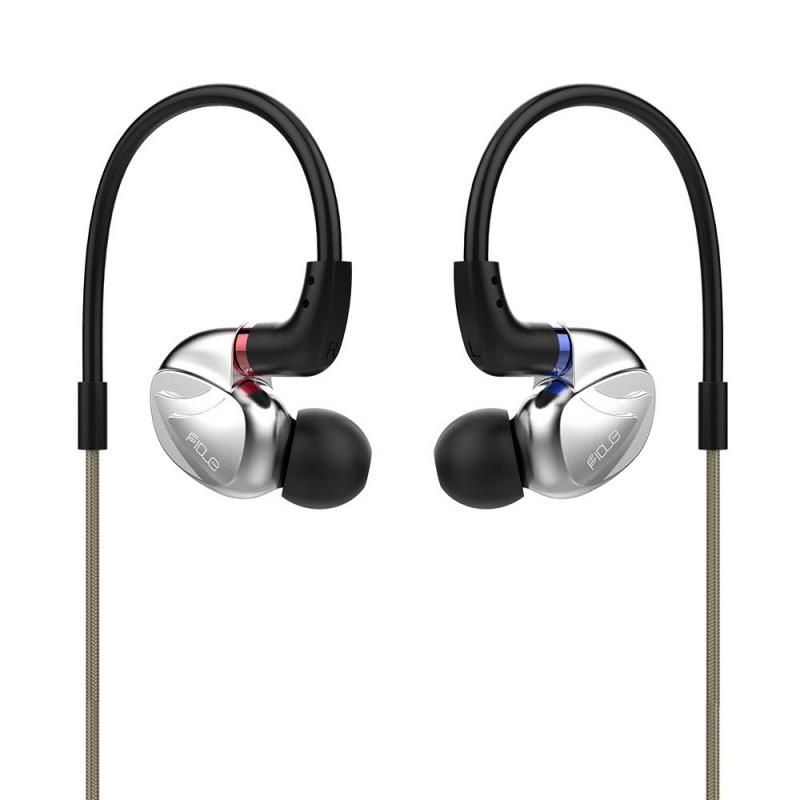 [陳列品DEMO優惠] 飛朵 Fidue三 單元圈鐵混合耳機 VIRGO