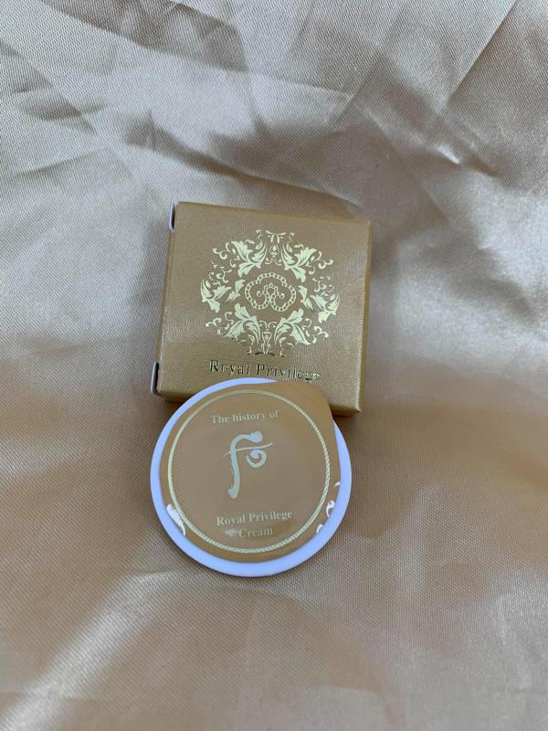 禮獻寶面霜 (0.6ml*10粒) (Royal Privilege Cream) ($398/10粒)