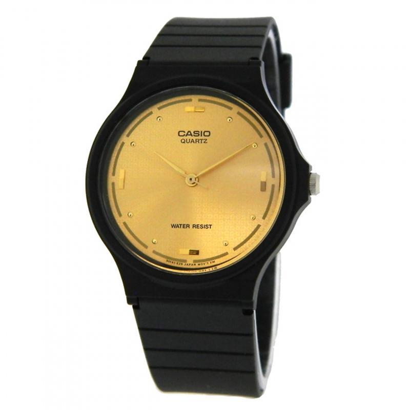 Casio 經典復古指針錶 [MQ-76-9A]