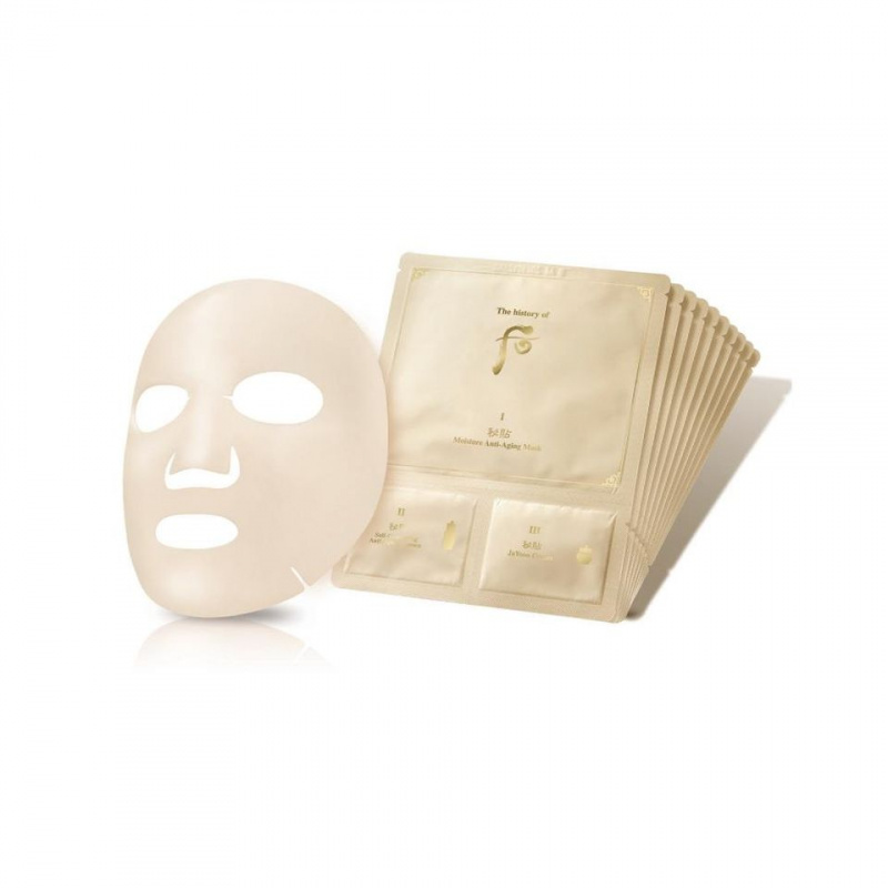 秘貼 循環面膜 ($298/5片) (Moisture Anti-Aging Mask)