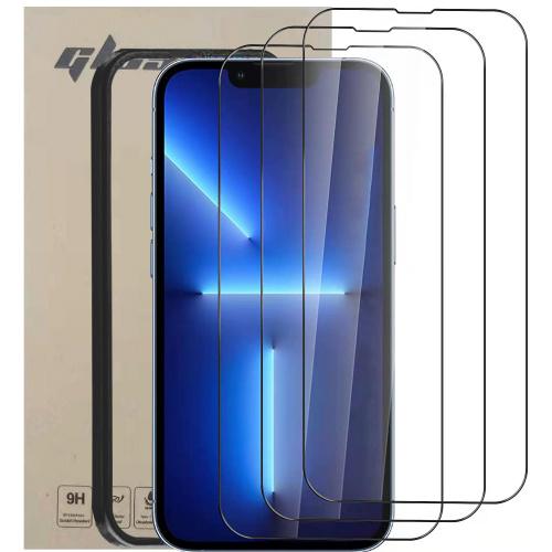 ALOK Apple iPhone 13 系列 Glass Pro+保護貼 [3片裝]