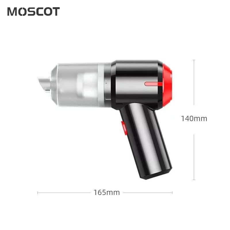 MOSCOT 便攜車載吸塵器+充氣泵 VC9000
