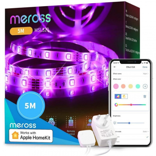Meross 彩光燈帶組合 5米+5米 MSL320