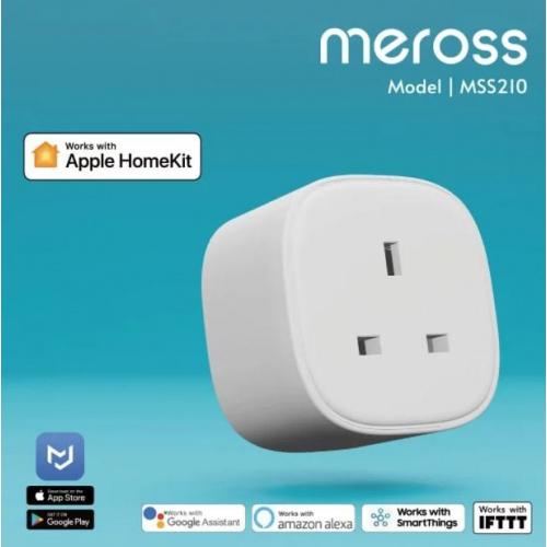 Meross Smart WiFi Plug 智能WiFi插頭 MSS210
