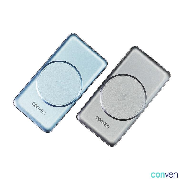 Conven Power Gear 10000mAh MagWireless Mobile Battery 流動充電器