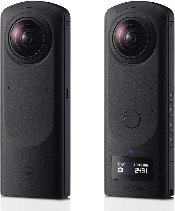 Ricoh Theta Z1 360度全景相機
