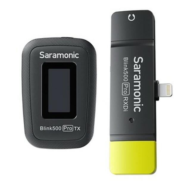 Saramonic Blink500 Pro B3 2.4Ghz 一對一無線手機領夾咪 For Apple iPhone Lightning