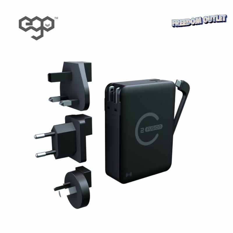 EGO E-Fusion 2 15000mAh 65W AC 外置電火牛