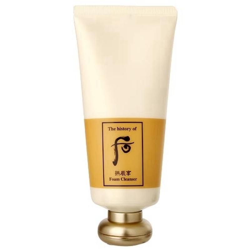 拱辰享 活膚泡沫洗顏乳 180ml (Facial Foam Cleanser)