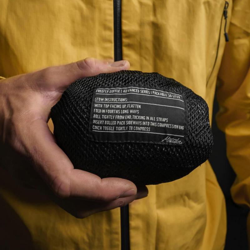 Matador FreeFly Packable Waterproof Duffle (Advanced Series) 30L 摺疊防水手提行李袋