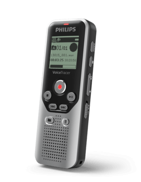 Philips Voice Tracer 錄音機 DVT1250