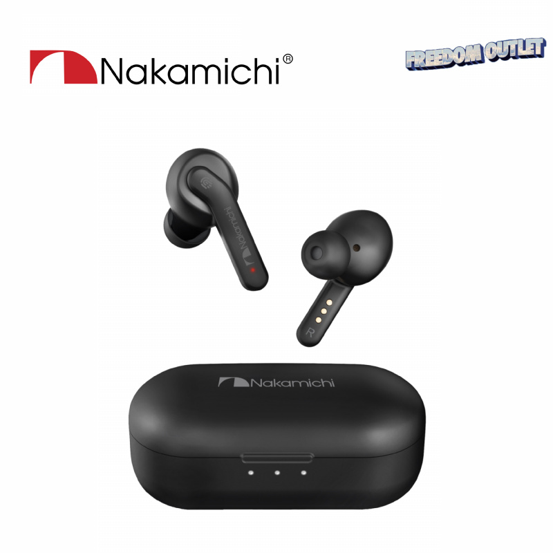 NAKAMICHI - LIVE TW100NC 主動降噪 入耳式真無線藍牙耳機