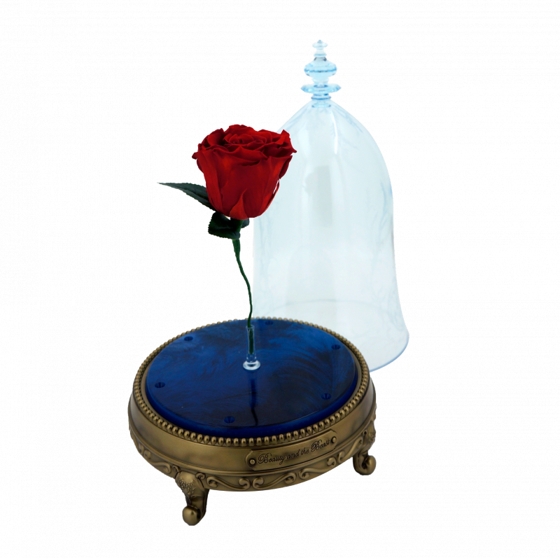【預售產品】Camino 美女與野獸 魔法玫瑰藍牙喇叭