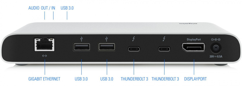Elgato Thunderbolt 3 Dock with Cable