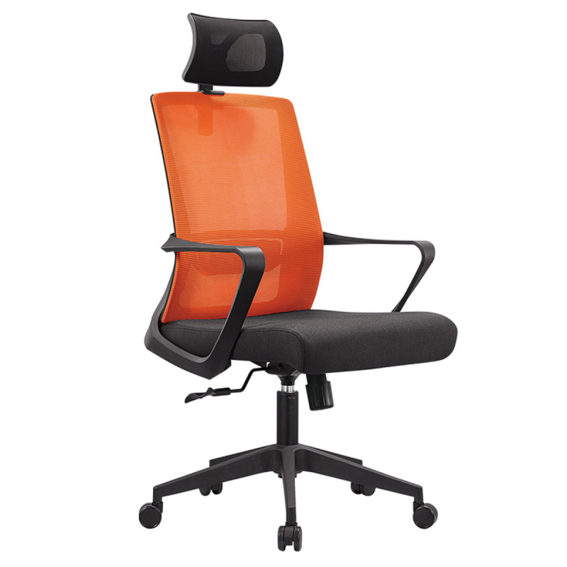 MerryRabbit MR-A15/B15 時尚網布轉椅辦公椅 [冇頭枕/帶頭枕] [3色]
