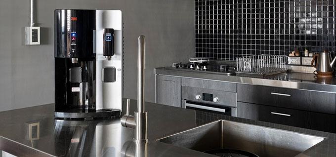 [香港行貨] [1年保用 ]3M 桌上型極淨冰溫熱飲水機 HCD-2 3M™ Filtered Water Dispenser 直飲式冷熱溫水機連過濾系統 HCD-2 可加 LC 芯