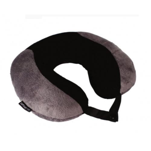 Samsonite U 形雙色雪豆枕